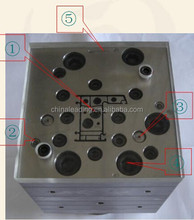 PVC aluminum extrusion toolings molds for window door frame
