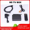 otg+tf port aluminous M9 Android 5.1 android TV BOX Amlogic S905 quad core tv box 1+8G Full HD Media Player ott tv box