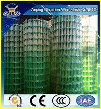 PVC coated Waving Fence, powder coated fence For Rabbit fencing