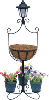 Garden Planter/Flower Pot with coco liner