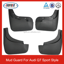 PP Mud Guard Q7 Sport Style Mud Fender For Audi 2009-2013
