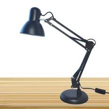 SA-1001-10,2015 Hot Sell!! Laboratory Swing Arm Metal Body Adjustable Desk Lamp