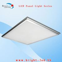 2014 high quality 40w 600x600 CE RoHS ERP CB GS SAA approval Led Panel Light Square Ultrathin Ceiling Lamp