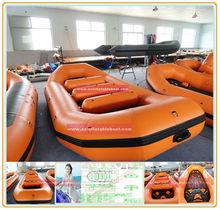 PVC, Hyplaon white water raft A 456