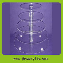 Contemporary new arrival cake rack/cake stand and dome