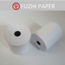 Pos thermal paper roll 57mm 80mm wide for POS ATM