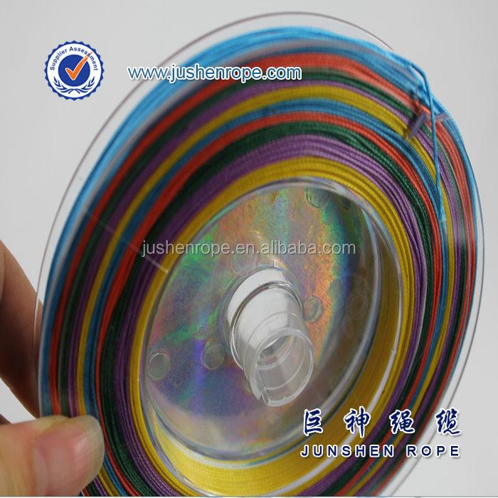 Light weight cheap braided 3mm fishing nylon line buy for Cheap braided fishing line