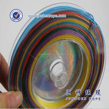 Light weight cheap braided 3mm fishing nylon line