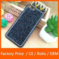 New Design Crystal Full Diamond Rhinestone Hard Back Cover Case For iPhone 6