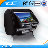 toyota headrest dvd player with game function