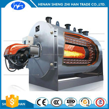 Horizontal Type Water Tube Automatically Natural Gas or Diesel Boiler