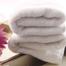 100% cotton jacquard cutting velvet cotton hotel towel(4107)