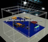 outdoor event sound and light truss