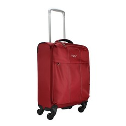 2015 hot sales and welcome customized printing soft trolley luggage/trolley case with competitive price