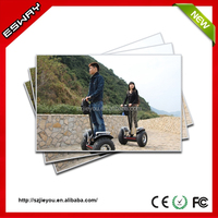 High speed best quality electric motor scooter ,china cheap scooter gas with two big power wheels in china