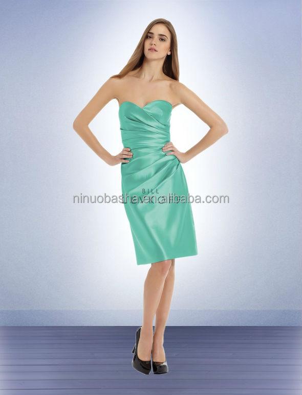 Bridesmaid Dresses Patterns Knee Length - Discount Wedding Dresses