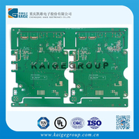Customized computer monitor pcb boards PETERS peelable mask