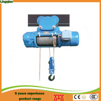 CD1 MD1 small electrical and manual hoist in 3phase