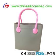 Spring & summer Knitted leather small shoulder bag