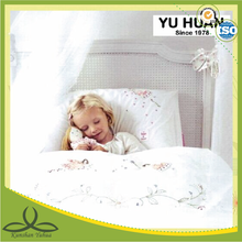YUHUA kids delicate embroidery cheap comforter sets