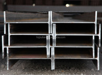Hot rolled profile steel h beams for sale