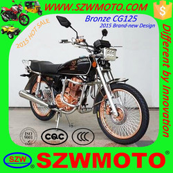 2015 Hot Sale Brand-new Design Bronze CG Street Motorcycle