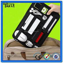 High quality gadget car sun visor/organizer pocket/Storage Bag