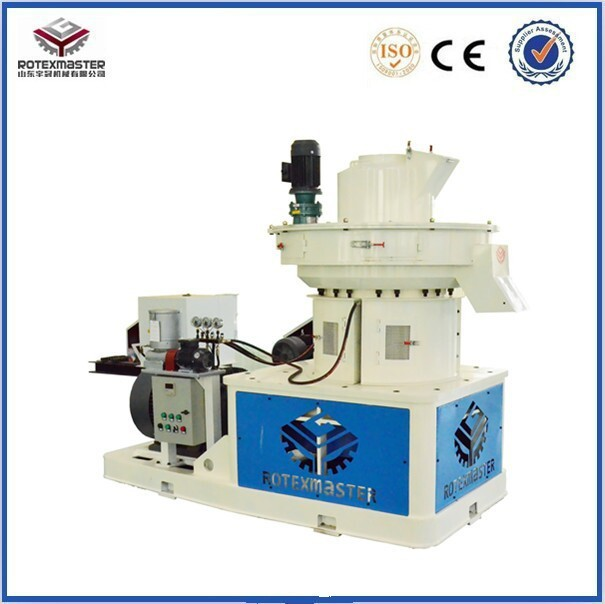 Дереводробильная машина Rotexmaster high efficiency biomass machinery wood pellet machine price YGKJ680
