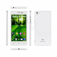 Guangzhou battery long lasting 3G GSM/WCDMA 5.0 inch MTK 6572 dual cpu dual sim card 4G ROM smartphone android