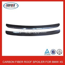 Car roof spoiler M performance type rear roof spoiler for bmw x5