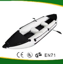 Barato de pesca inflável caiaque para venda