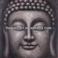 Hot selling buddha abstract oil paintings