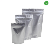 Accepted customized nuts packaging sliver bags / aluminum foil plastic bag