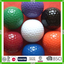 hot sell custom made range golf balls