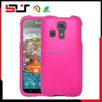 Plastic hard mobile phone shockproof protector for kyocera hydro vibe c6725 pc case