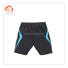 Speed dry shorts jogger sweatpants black color