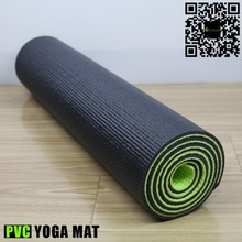 high quality closed cell pvc yoga mat private label custom oem