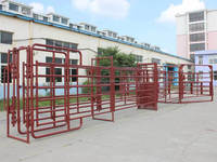 Hot sale factory cheap cattle fencing panels for sale