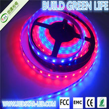 factory promotion! wireless rgbw flexible strip 3528 5050 5630 5730 150/300/600smd rgb digital led strip 8806