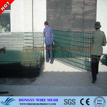 Hot Sale ornamental double loop wire fence with discount