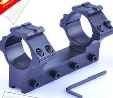 Aluminum Alloy 25mm Dual Rings Weaver Scope / Adjustable Laser Sight gun mount