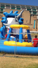 Inflatable basketball hoop on water, cheap inflatable water toys for sale