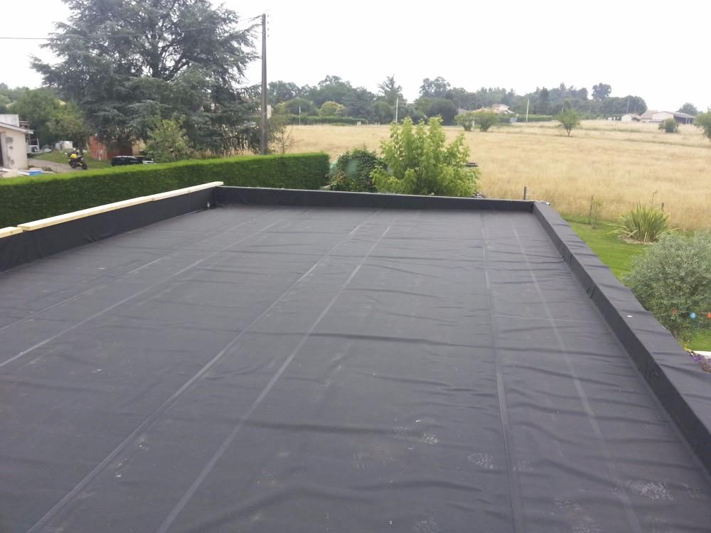 bas prix epdm en caoutchouc tanche membrane pour toit