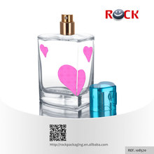 100ml heart shape infinity perfume bottle