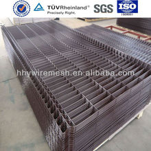 anping factory produce fence panel welded wire fencing