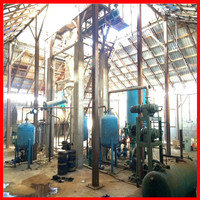 20Tons Used Engine oil regeneration with lube oil blending plant