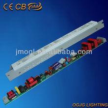 EMC t5 electronic ballast for t5 HO fluorescent lamp,22w 32w ballast