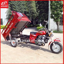Hot Sale Guangzhou KAVAKI China Manufacturer Electric Cars 3 Wheel Scooter / Mini Dump Truck
