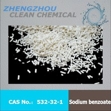Sodium benzoate dyeing industry