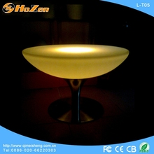 L-T05 event acrylic led bar cocktail table for sale